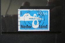 Nederland 2482 misdruk mist kleuren rood en geel