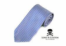 Lord R Colton Basics Tie - Lavender Purple Geometric Necktie - $49 Retail New