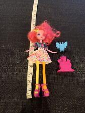 My Little Pony Equestria Girls Rainbow Rocks Pinkie Pie Doll Used Toy Doll