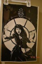 Dire Wolf Signed 11 × 17 Print 01/98 Vampire