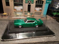 Aoshima 1973 Nissan Skyline Kenmeri 2dr 1/64 (Green)