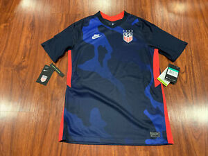 2020-21 Nike Youth Unisex United States Away Soccer Jersey XL USA US USWNT