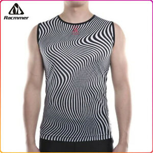 Racmmer Sleeveless Base Layer