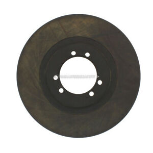 For AM General Hummer Centric Front Brake Rotor Disc DAC