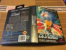 El Viento SEGA Mega Drive PAL Version - Custom Game - Grade AAA+++