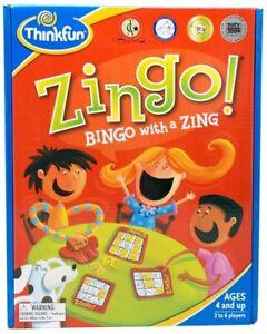 Zingo! Bingo Game by Thinkfun   Educational Fun