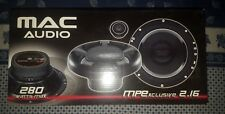 MAC AUDIO MPE MPExclusive 2.16 2-Way Component Car Speakers 2