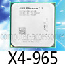 AMD Phenom II X4-965 3.4GHz Quad-Core Socket AM3 AM2+ 125W CPU Processor
