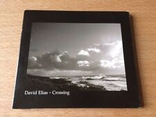 SACD David Elias - Crossing, neuwertig near mint