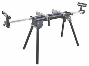 NEW Evolution Mitre Saw Bench Stand with Extension Universal Workstation Chop