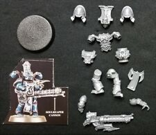 Soulreaper Cannon Rubric Marine Thousand Sons Warhammer 40K Chaos Space Marines