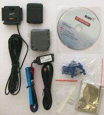 Bury CL1010 Time Elektronisches Fahrtenbuch, GPS gestützte Erfassung,