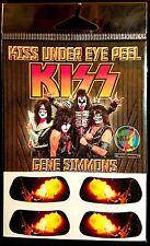 KISS Under Eye Peel Gene Simmons