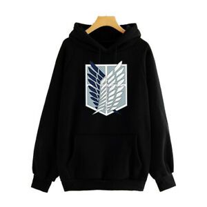 Attack on Titan Hoodie / Scout Regiment / Japanese Anime