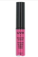 NYX XTREME SHINE LIP CREAM GLOSS 01 DOLLY GIRL PINK NEW AND SEALED