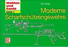 Waffen und Gerät Band 7, Moderne Scharfschützengewehre, Motorbuchverlag 1998