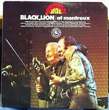 BLACK LION ALLSTARS at montreux LP Mint- BL-213 Promo USA 1973 WLP Jazz