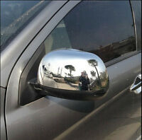 ABS Chrome Rearview Mirror Cover For Mitsubishi ASX Outlander Sport 2013-2015