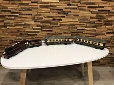LOCO+ TENDER HORNBY  31801 + 2 Wagons