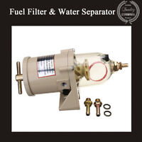 New Diesel Truck Diesel Marine Boat Fuel Filter & Water Separator 500FG 500FH