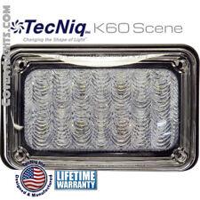 TecNiq K60 LED Scene Light Load Light K60-SW00-1 with Chrome Flange USA Lifetime