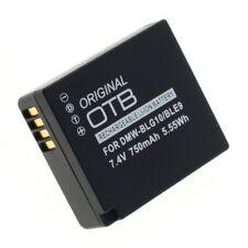 Originele OTB Accu Batterij Panasonic Lumix DMC-GX80 - 750mAh Akku Battery