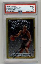 1996-97 Finest #290 Charles Barkley PSA 5 Excellent 3768