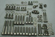 VW Golf Jetta Mk2 16v Stainless steel complete engine bolt kit over 90pcs