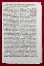 Guerre d'Espagne 1808 Napoléon Charles 4 Chambord USA Washington Madison Empire