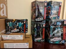 Transformers War for Cybertron Siege Earthrise Amazon Galactic Odyessy Lot