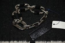 Ralph Lauren Collection Made in Italy Stone & Metal Fashion Jewelry Bracelet