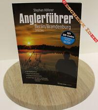 Angelbuch / Angelführer / Anglerführer Berlin/Brandenburg Buch