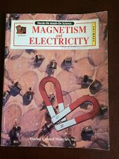 Hands-On Minds-On Science Magnetism and Electricity Experiments Workbook Activit