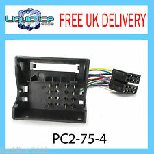 PC2-75-4 Volkswagen Transporter ISO Stereo Head Unit Harness Adaptor Wiring Lead