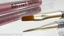 BR944 - OPI ARTIST SERIES - FLAT GEL BRUSH #4 - WITH CAP - BRAND NEW