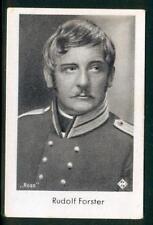 1930s: Rudolf Forster - in military uniform #161