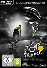 Le Tour de France 2013 - Der offizielle Radsport Manager (PC, 2013, DVD-Box)