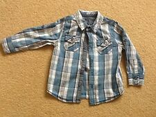 F&F Checked Shirts (0-24 Months) for Boys