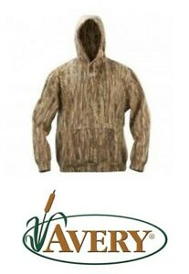 Avery Wildfowlers/Pigeon shooters Marshgrass Camo Hoodie Size 3XL