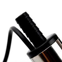 Oil Diesel Fuel Pump No Filter DC 12V Transfer Pump Water Fluid SILVER V01