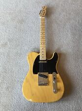 Fender USA Fender American Deluxe Telecaster N3 ASH Butterscotch Blonde