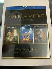Frank Darabont Collection Blu Ray - The Majestic, Green Mile, Shawshank Sealed