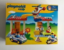 Brand New Playmobil 123 Police and Ambulance Playset 5046 28 Pieces