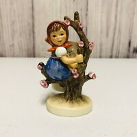Goebel Hummel Figurine Apple Tree Girl 141/30 Germany