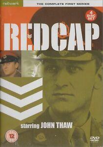 REDCAP DVD Season 2 SERIES TWO (3 DISC) 1964 John Thaw - OVER 8 HOURS