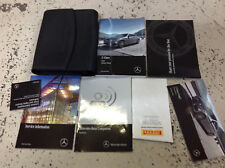 2019 MERCEDES BENZ C CLASS COUPE Owners Operators Manual SET Factory OEM