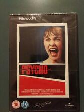 Alfred Hitchcocks Psycho DVD-new
