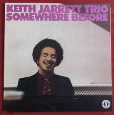 KEITH JARRETT LP US REED SOMEWHERE BEFORE
