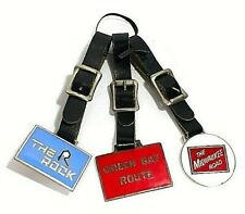 The Rock Green Bay Route Milwaukee Road RAILROAD WATCH FOB Lot x3 CLASSIC ISSUE