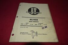 Oliver 2050 2150 Tractor I&T Shop Service Manual DCPA6